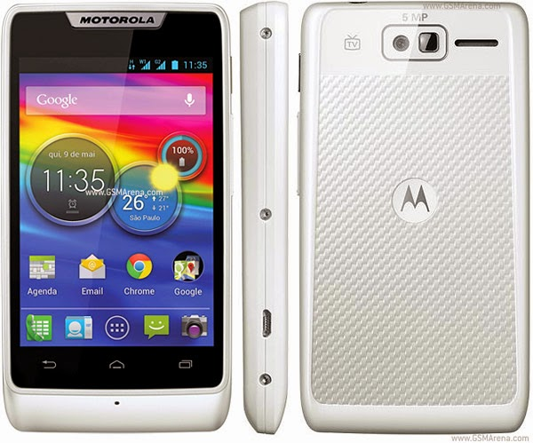 Motorola RAZR D1 Specifications
