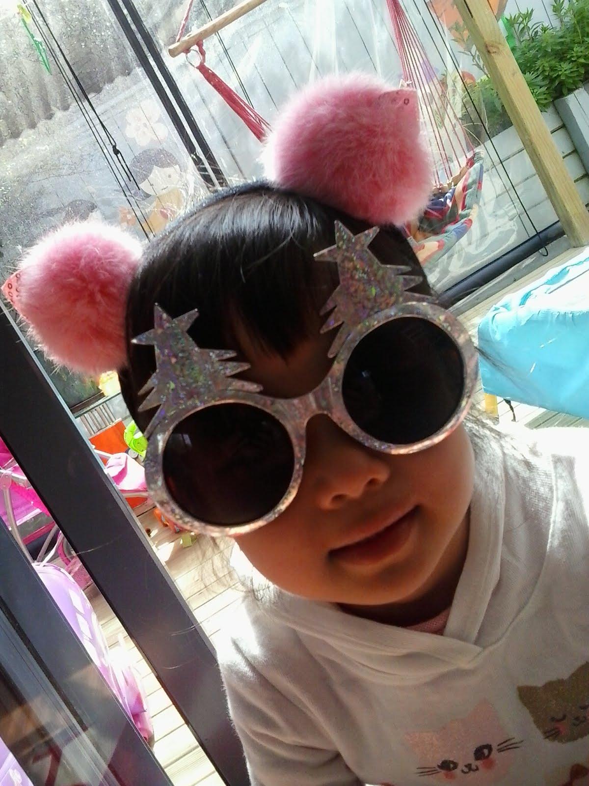 Alisa - Age 4