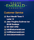 Batu Emerald Contact