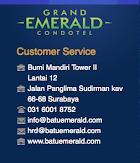 Batu Emerald Contact