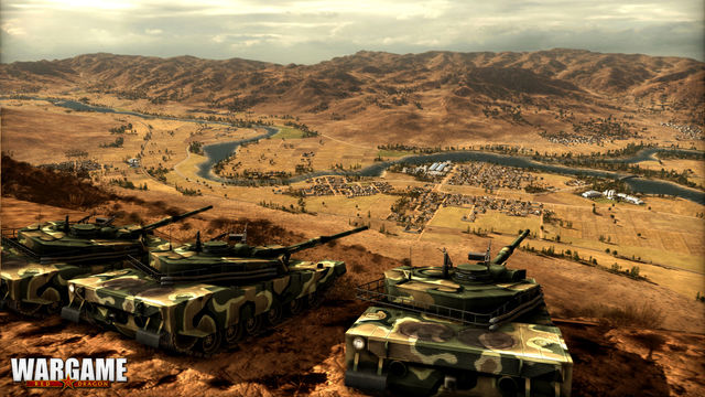 Wargame Red Dragon HD Wallpaper