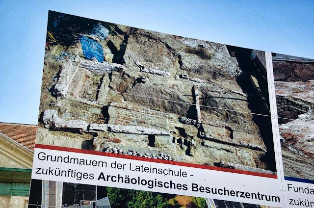 Baustelle Petriplatz und Breite Straße, Planung für Alt-Cölln, Gertraudenstraße, 10178 Berlin, 01.10.2013