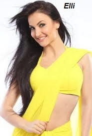 Hot pictures of Elli Avram