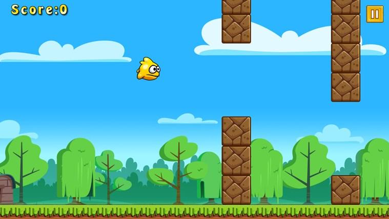 flappy bird Screenshot.305760.10