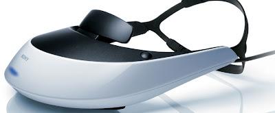 Sony Hmz T-2 Gadget Untuk Nonton Film Atau Bermain Game 3D Personal