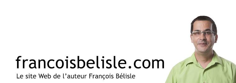 François Bélisle | Auteur