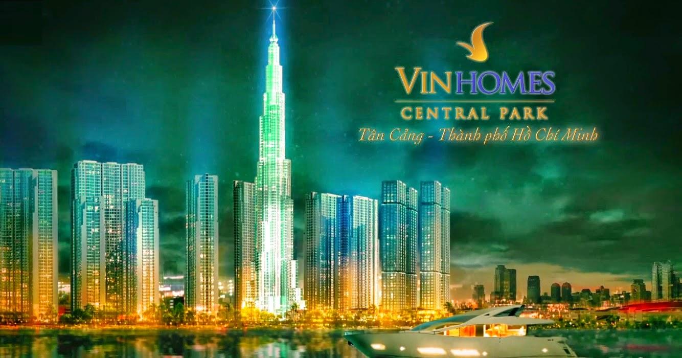 Vinhomes Central Park Tân Cảng