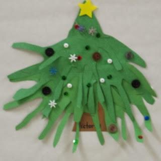 Detalles de Navidad con Materiales Reciclados