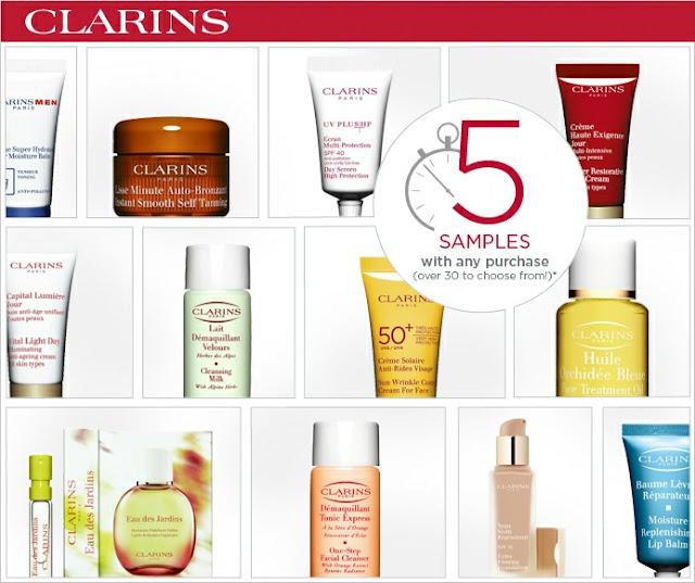 Then shop at Clarins; a leading cosmetic shop dealing in make-up, skin care products, face creams, body lotions and so much more. Shop their website for a wide range of products, log in to their website and discover the different variety of products being sold at their website.