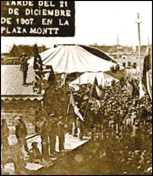 LOS SUCESOS DE LA ESCUELA SANTA MARIA DE IQUIQUE, 1907