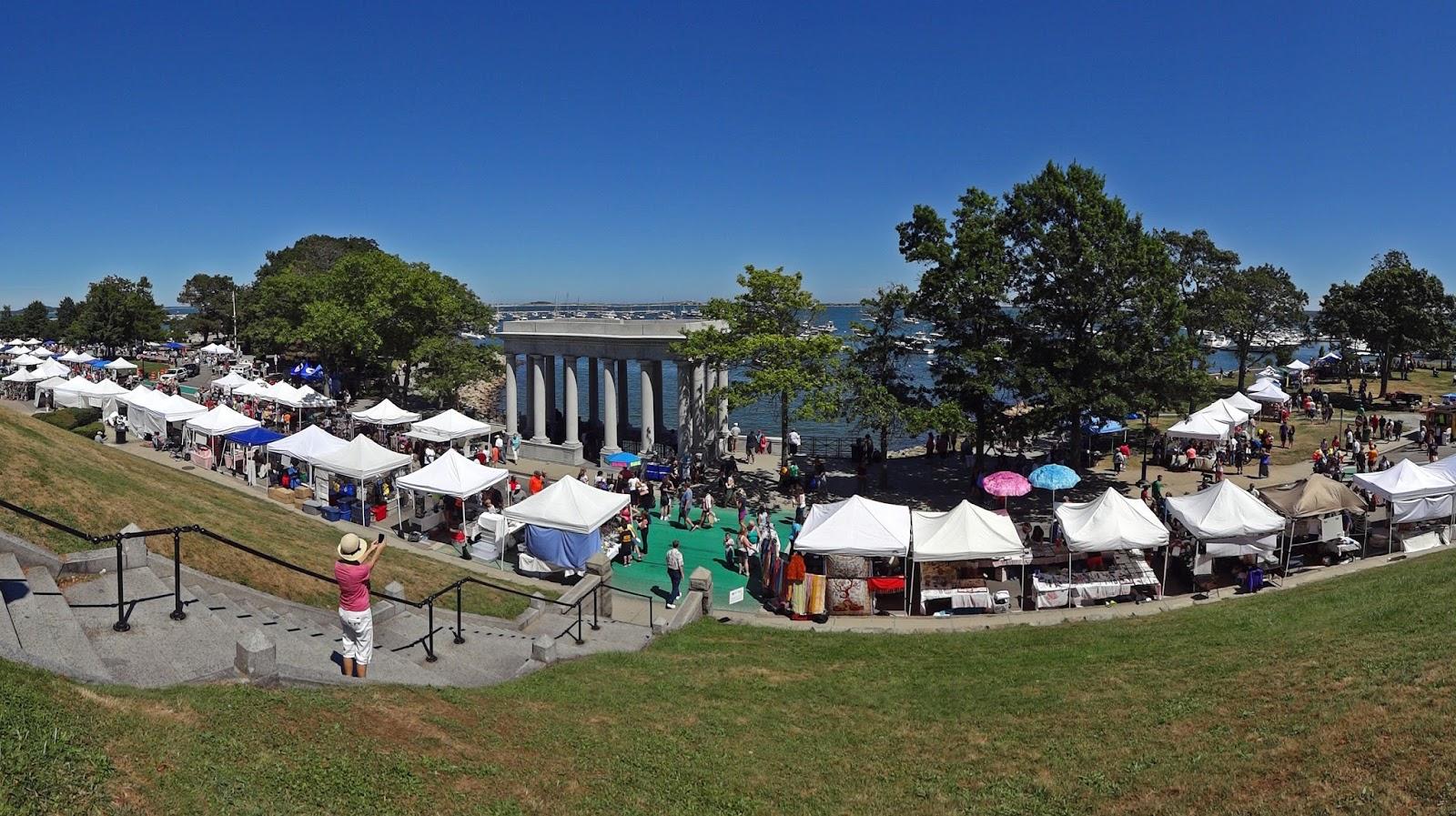 Joe S Retirement Blog Downtown Plymouth Waterfront