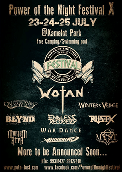 Power of the Night X Festival - 2015