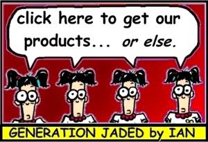 Buy Stuff ... From Generation Jaded