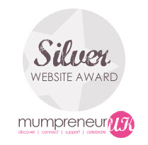 Silver Website Award