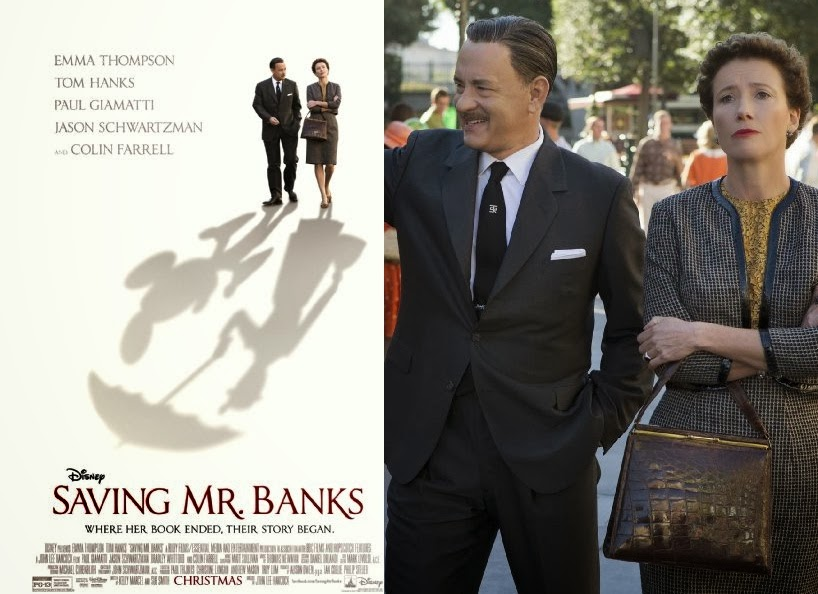 Film Saving Mr. Banks (2013)