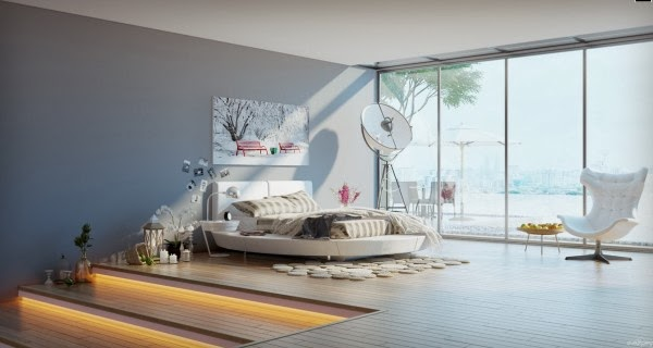 10 modern bedrooms and innovative