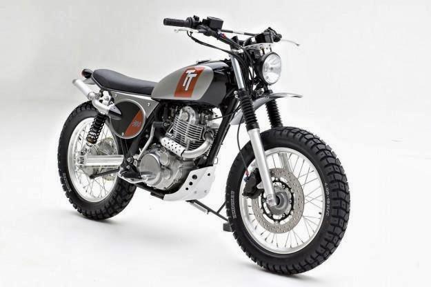 Trail Bars For Yamaha Sr