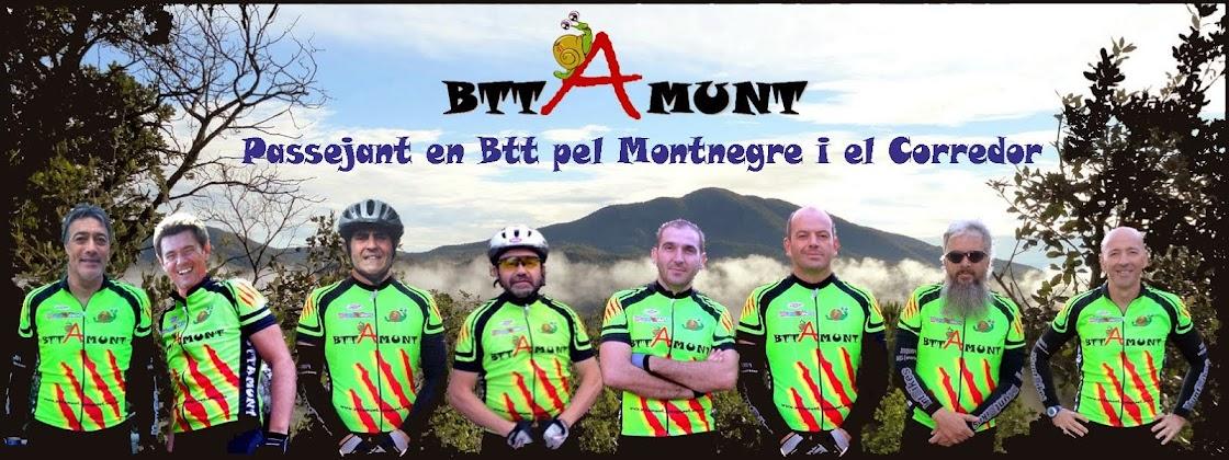 Passejant en BTT pel Montnegre i el Corredor