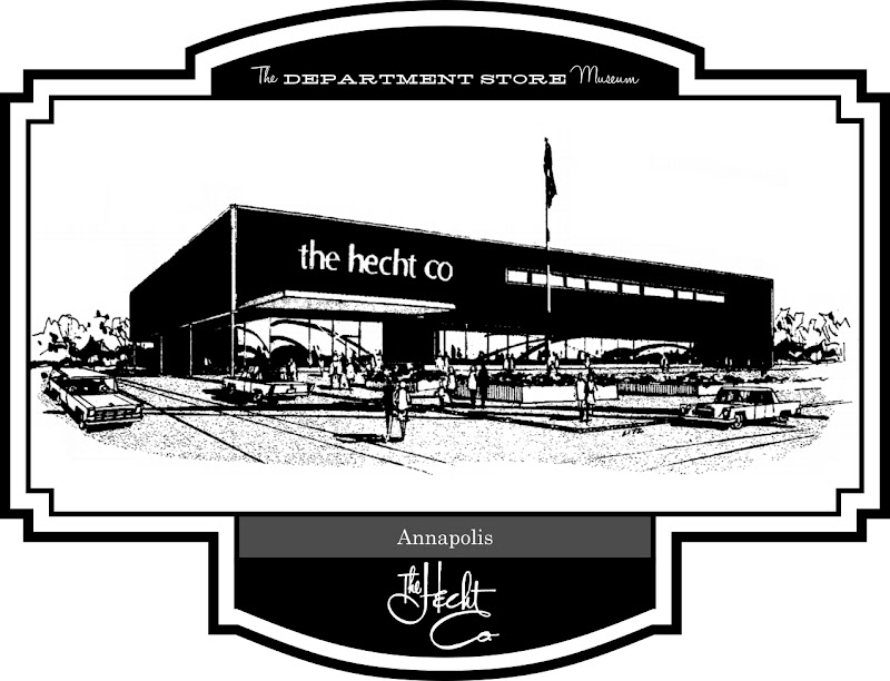 The Hecht Co., Baltimore, Maryland title=