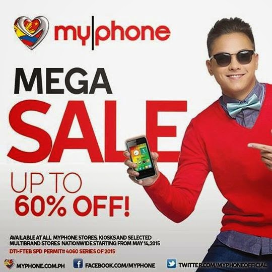 MyPhone Rio Nationwide Sale