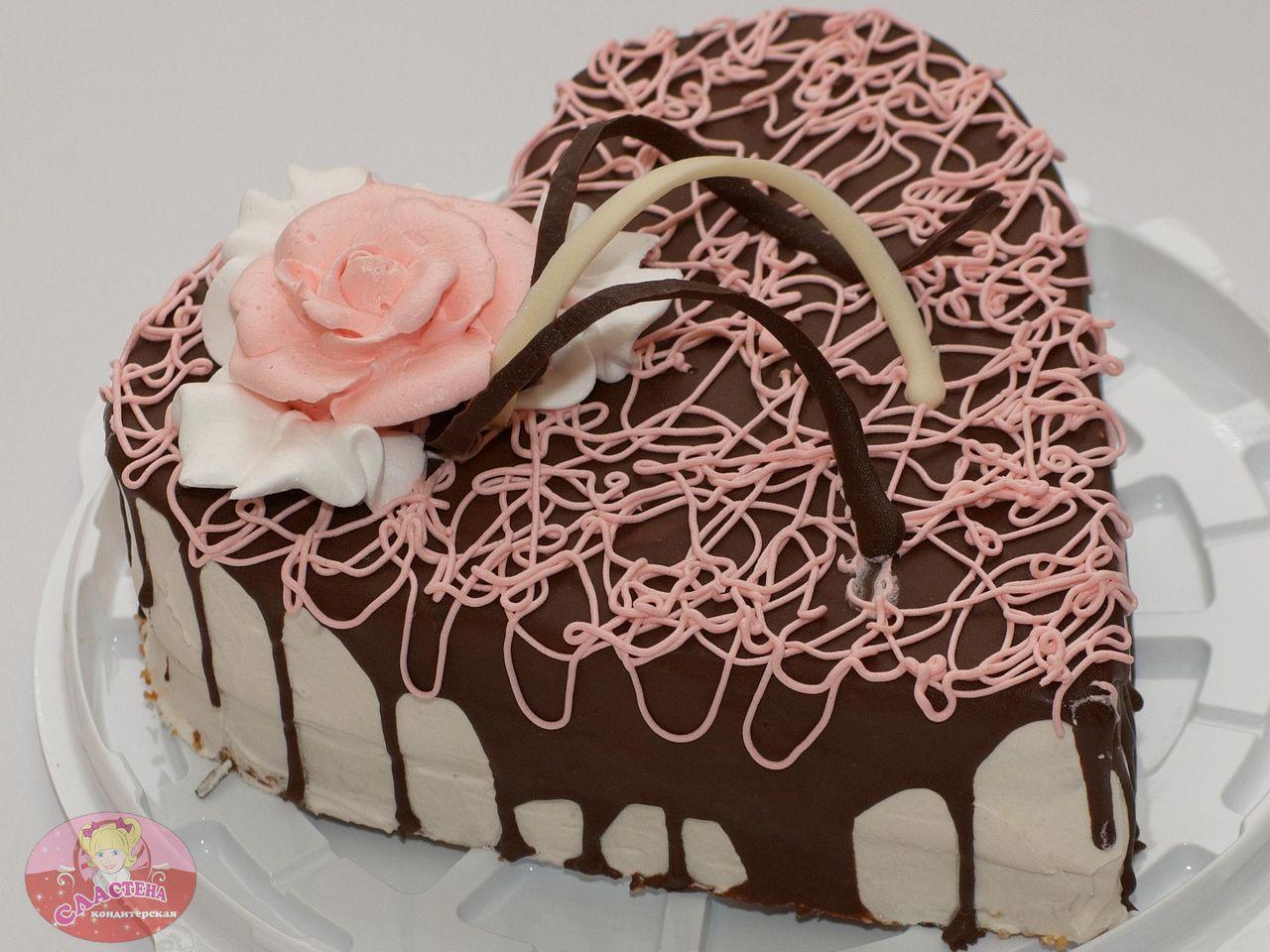 Самые красиво украшенные торты