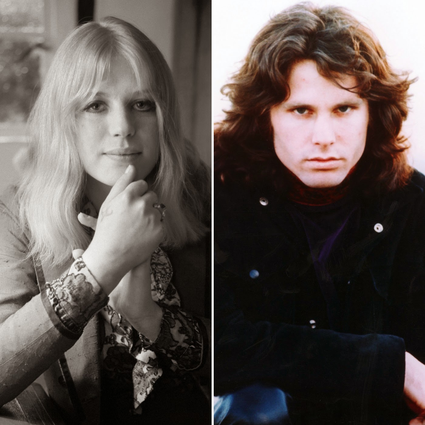 Chatter Busy: Mick Jagger's Ex-Girlfriend Marianne Faithfull Reveals Who Killed Jim Morrison (PHOTO)