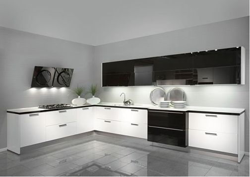Modular kitchen and painting contractors in chennai for Aluminium kitchen cabinets in chennai