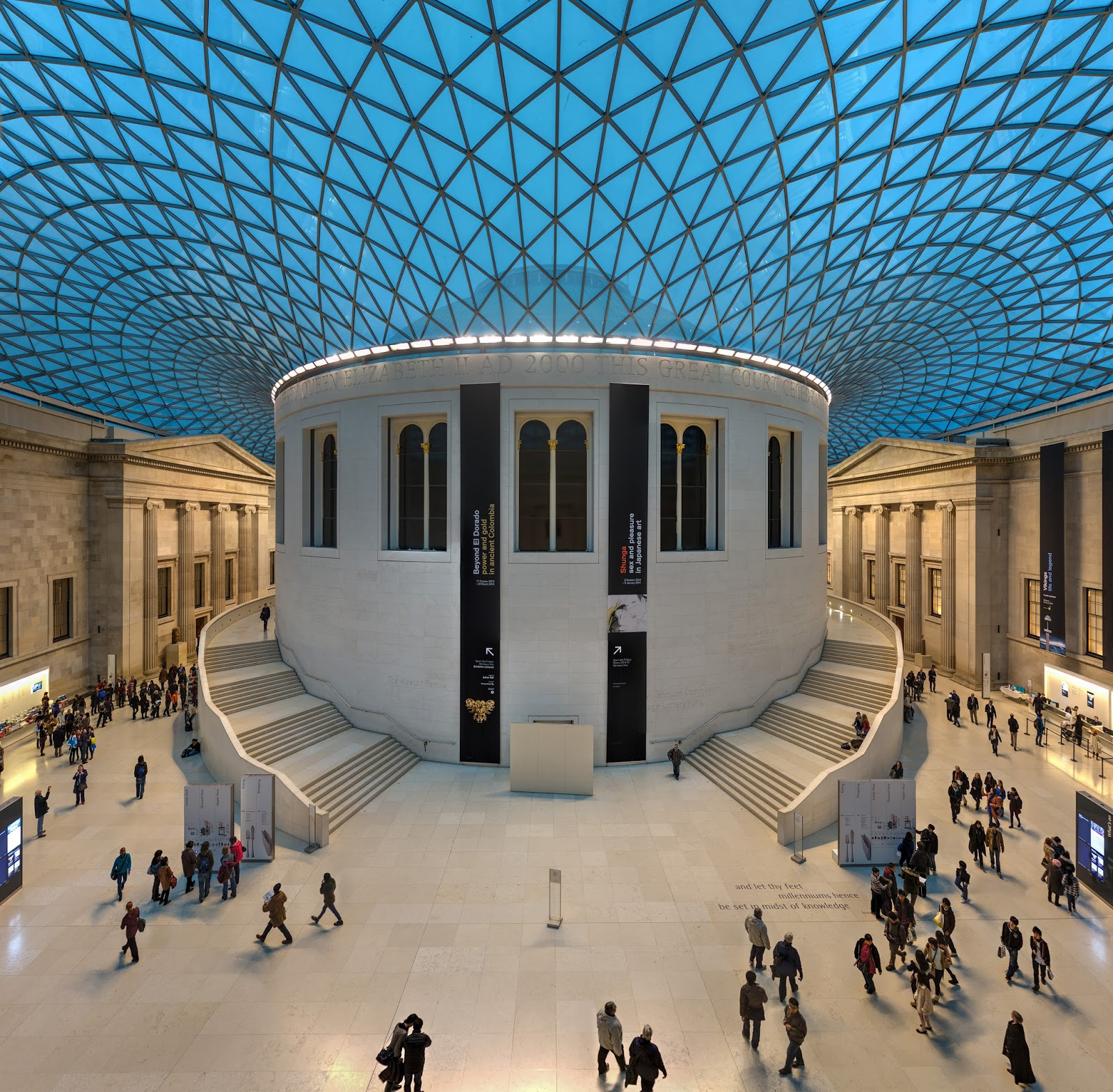These Are The 25 Best Museums In The World - The British Museum