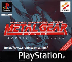 LINK DOWNLOAD GAMES Metal Gear Solid PS1 FOR PC CLUBBIT