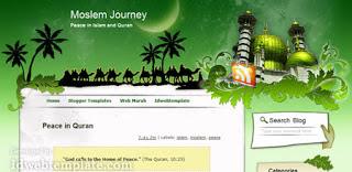 Muslim Journey Template