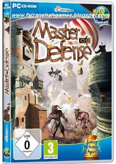 Master of defense keygen