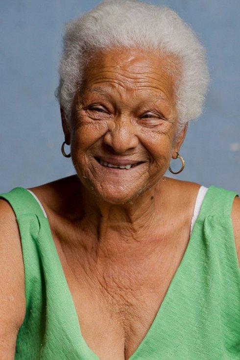 Fela, una mujer feliz /. Foto: Alejandro Ramírez Anderson/ Cubadebate