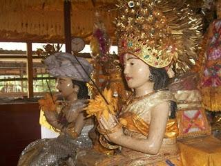 History Romantic love story of Teluk Terima Bali