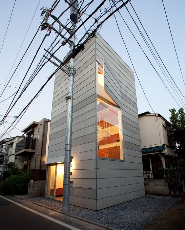 heyladyspring - Fascination with Modern Japanese houses