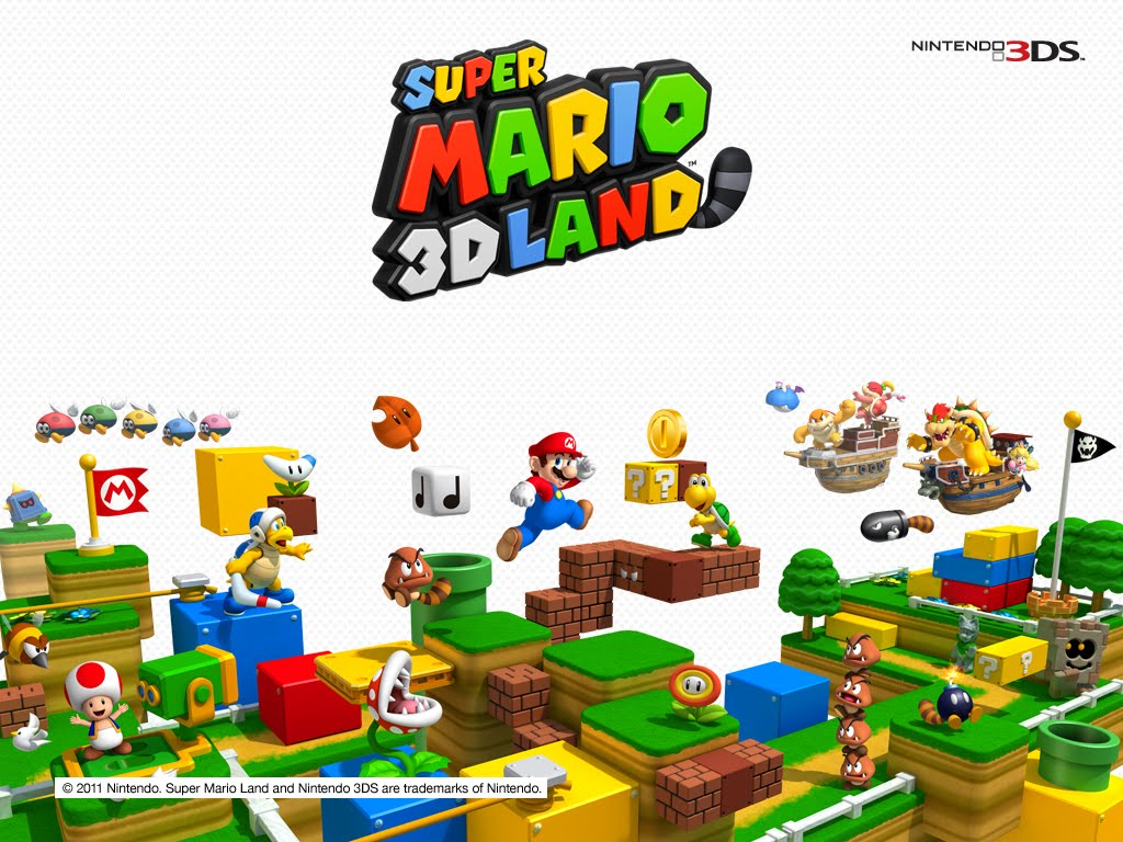 Super Mario HD & Widescreen Wallpaper 0.958112364230681