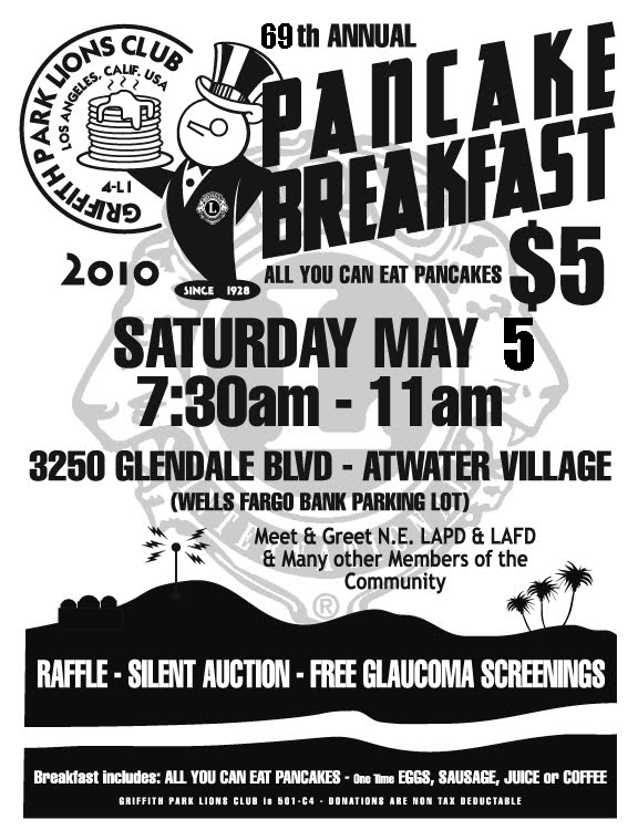 ATWATER'S 69TH ANNUAL PANCAKE BREAKFAST – MAY 5TH! | Atwater ...