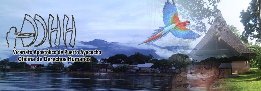 Derechos Humanos Amazonas