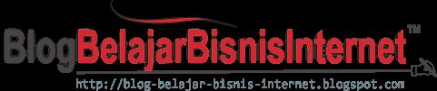 Blog Belajar Bisnis Internet