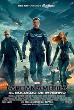 descargar Capitan America 2 en Español Latino