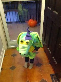 dragon costumer, halloween