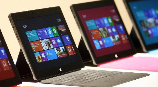 Harga Fantastis Microsoft Surface Pro
