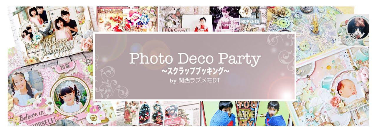 Photo Deco Party~スクラップブッキング~