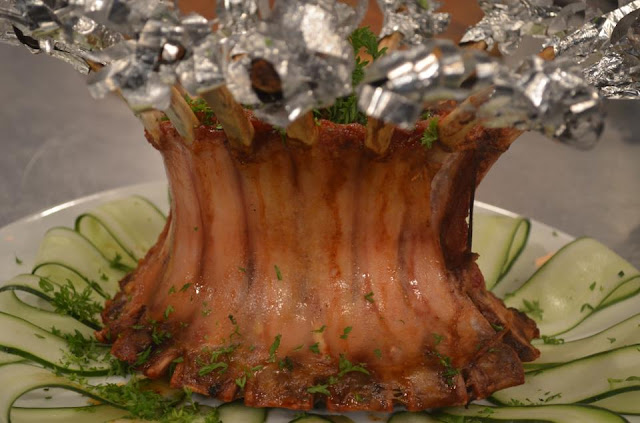 Crown Roast Recipe
