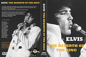 Elvis - The Rebirth Of The King (DVD) (January 2018)