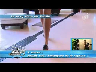 La video show de Nabila, Les anges 4 NON CENSURÉ