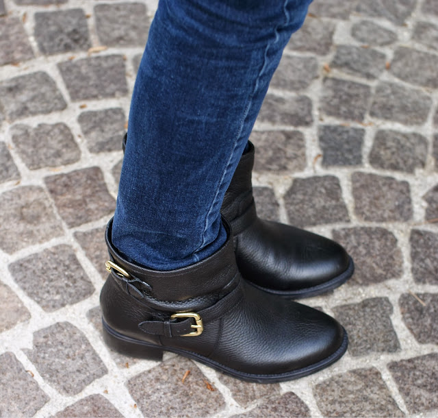 biker boots, Carmens padova biker boots, Fashion and Cookies, fashion blogger
