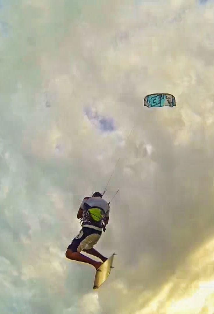 kitesurf, jump, Murrebue, lagoon, Pemba, Mozambique
