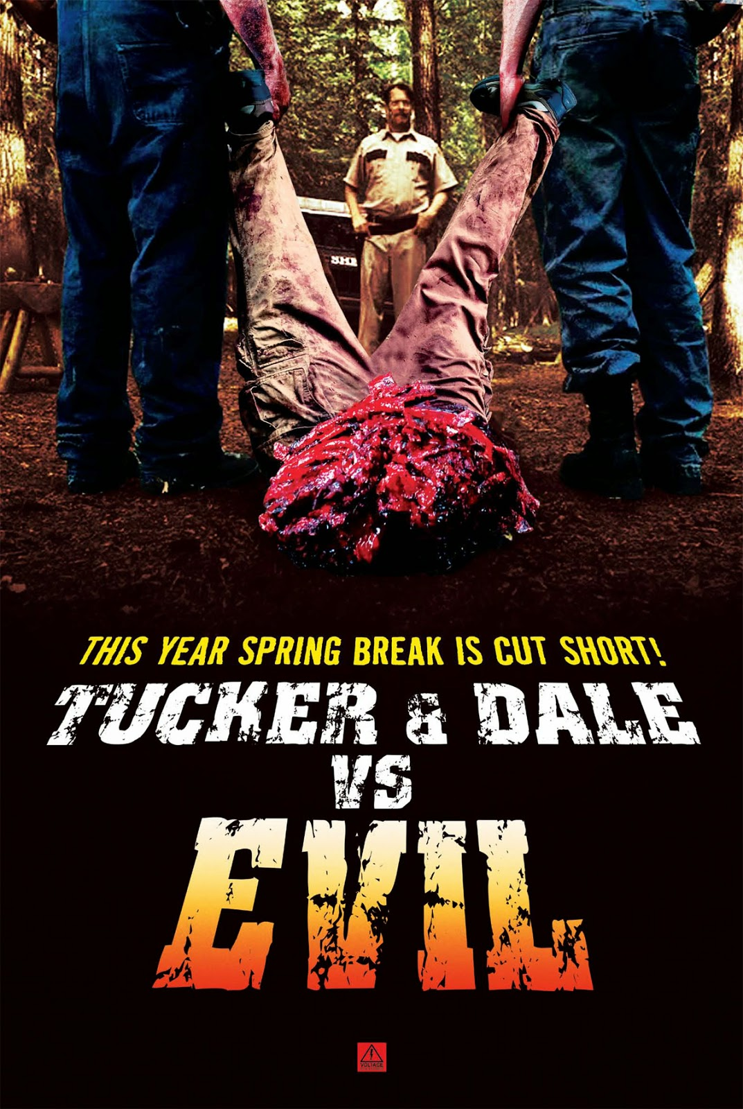 DVD Zone: Tucker & Dale vs. Evil (2010)