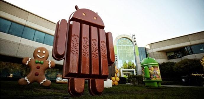 Samsung anuncia los Galaxy que actualizarán a Android 4.4 KitKat