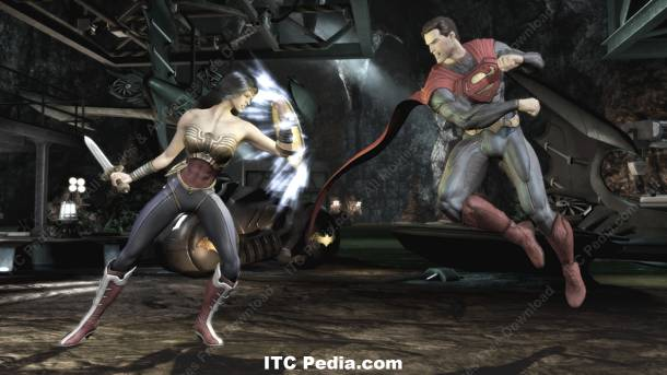 Injustice Gods Among Us XBOX360